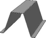 Профиль шляпный ПШ